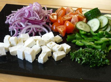 Ingredienti Greci